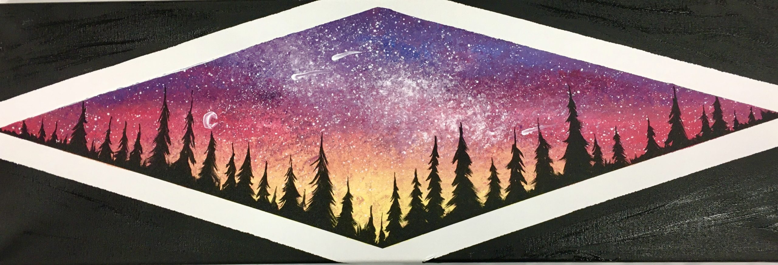 Star Gaze Painting Kit
